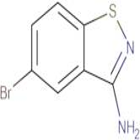 5-Bromobenzo[d]isothiazol-3-amine