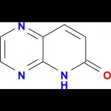 Pyrido[2,3-b]pyrazin-6(5H)-one