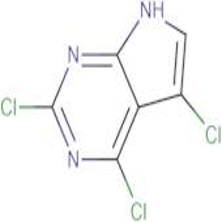 2,4,5-Trichloro-7H-pyrrolo[2,3-d]pyrimidine