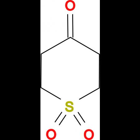 4-Tetrahydrothiopyranone 1,1-dioxide