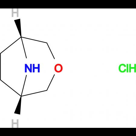 3-Oxa-8-azabicyclo[3.2.1]octane hydrochloride