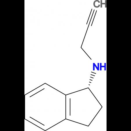 (R)-N-(2-Propynyl)-2,3-dihydroinden-1-amine