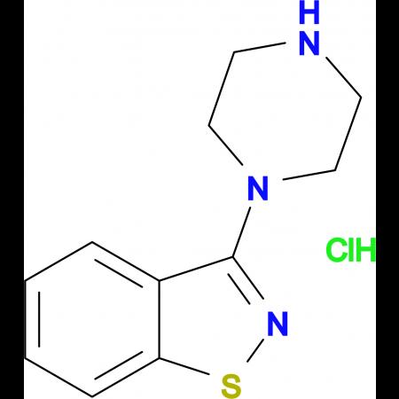 3-(Piperazin-1-yl)benzo[d]isothiazole hydrochloride