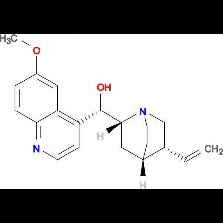 (1S)-(6-Methoxyquinolin-4-yl)((2R,4S,5R)-5-vinylquinuclidin-2-yl)methanol