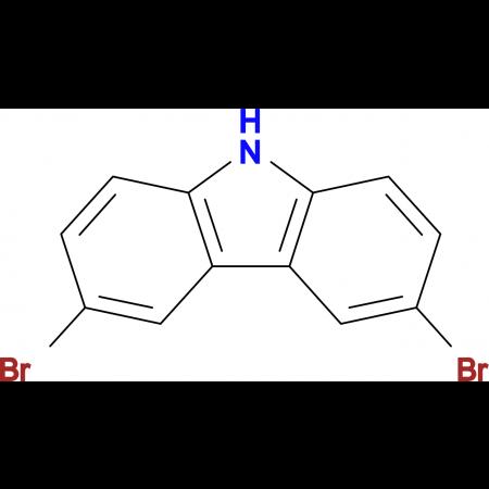 3,6-Dibromo-9H-carbazole