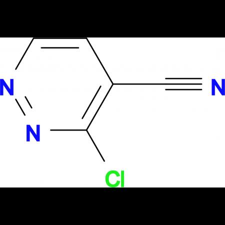 3-Chloropyridazine-4-carbonitrile