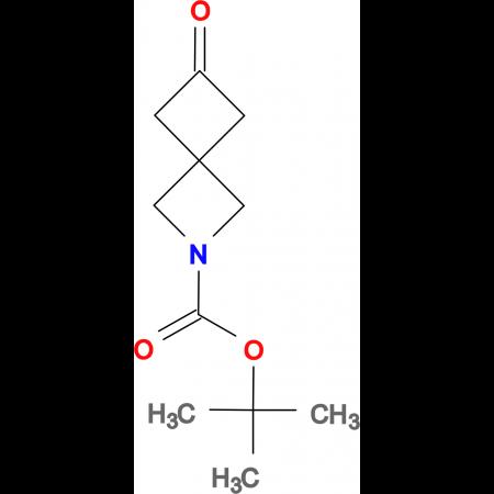 tert-Butyl 6-oxo-2-azaspiro[3.3]heptane-2-carboxylate