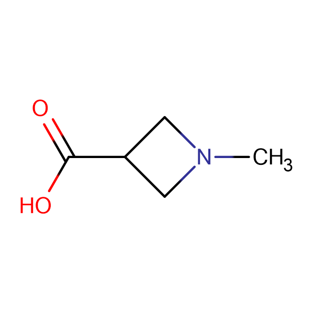 1-Methyl-3-azetidinecarboxylic acid