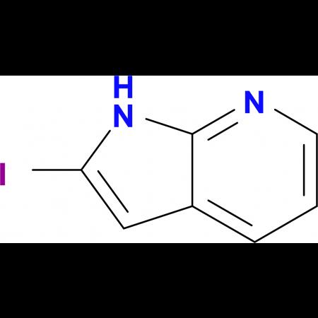 2-Iodo-1H-pyrrolo[2,3-b]pyridine
