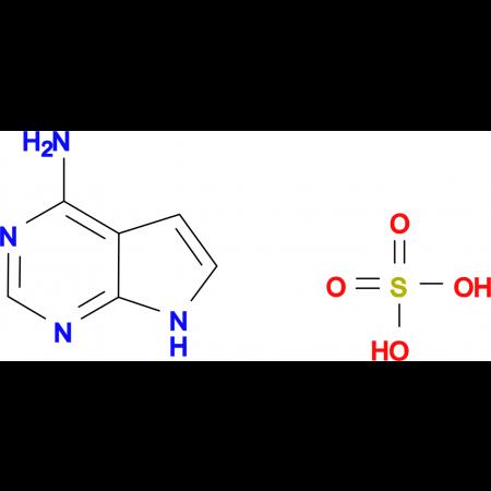 4-Amino-7H-pyrrolo[2,3-d]pyrimidine hydrogen sulfate