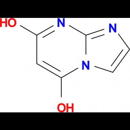 5,7-Dihydroxyimidazo[1,2-a]pyrimidine