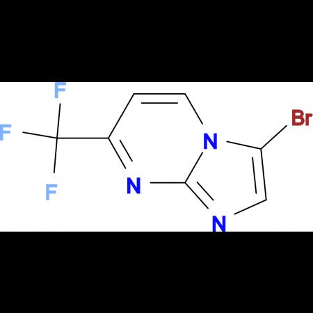 3-Bromo-7-(trifluoromethyl)imidazo[1,2-a]pyrimidine