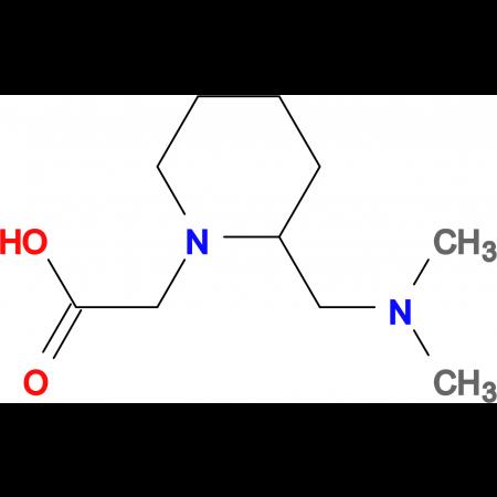 (2-Dimethylaminomethyl-piperidin-1-yl)-acetic acid