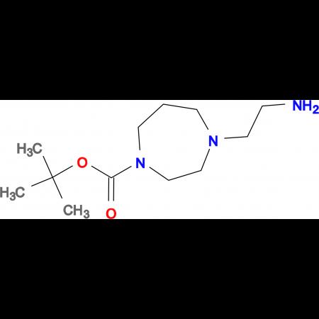 4-(2-Amino-ethyl)-[1,4]diazepane-1-carboxylic acid tert-butyl ester