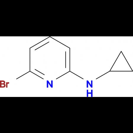 (6-Bromo-pyridin-2-yl)-cyclopropyl-amine