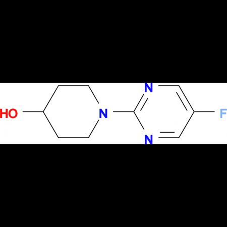 1-(5-Fluoropyrimidin-2-yl)piperidin-4-ol