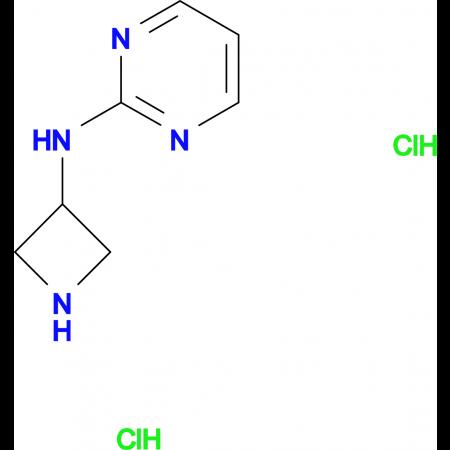 N-(Azetidin-3-yl)pyrimidin-2-amine dihydrochloride