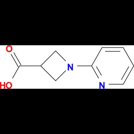 1-(Pyridin-2-yl)azetidine-3-carboxylic acid