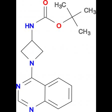 tert-Butyl N-[1-(quinazolin-4-yl)azetidin-3-yl]carbamate