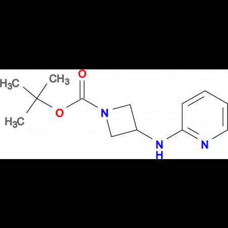 tert-Butyl 3-(pyridin-2-ylamino)azetidine-1-carboxylate