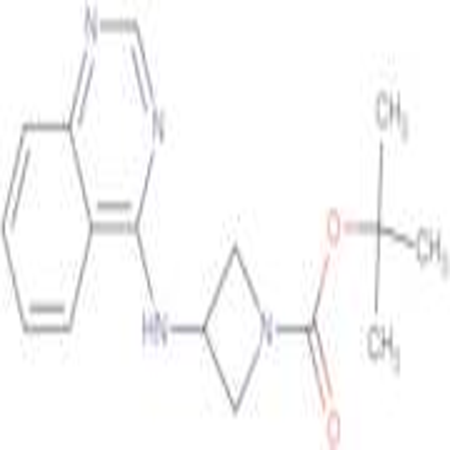 tert-Butyl 3-(quinazolin-4-ylamino)azetidine-1-carboxylate