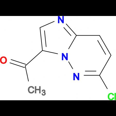 1-(6-Chloroimidazo[1,2-b]pyridazin-3-yl)ethanone