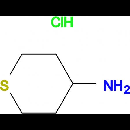 Tetrahydro-2H-thiopyran-4-amine hydrochloride