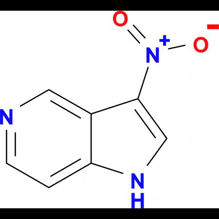 3-Nitro-1H-pyrrolo[3,2-c]pyridine