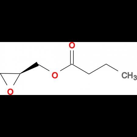 (S)-Oxiran-2-ylmethyl butyrate