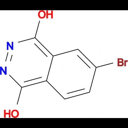 6-Bromophthalazine-1,4-diol