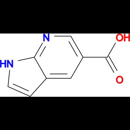 1H-pyrrolo[2,3-b]pyridine-5-carboxylic acid