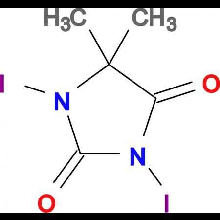 1,3-Diiodo-5,5-dimethyl hydantoin