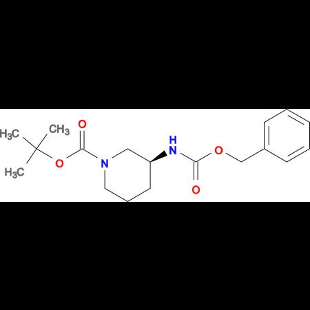 (S)-1-Boc-3-(Cbz-amino)piperidine