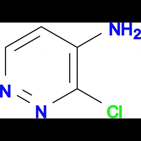 3-Chloropyridazin-4-amine