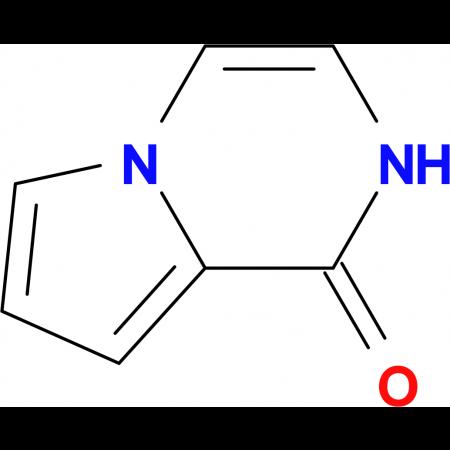 Pyrrolo[1,2-a]pyrazin-1(2H)-one