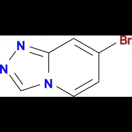 7-Bromo[1,2,4]triazolo[4,3-a]pyridine