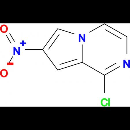 1-Chloro-7-nitropyrrolo[1,2-a]pyrazine