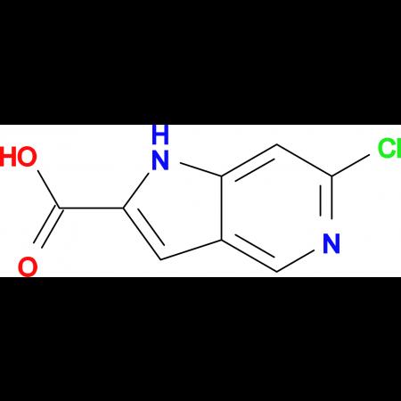 6-Chloro-1H-pyrrolo[3,2-c]pyridine-2-carboxylic acid