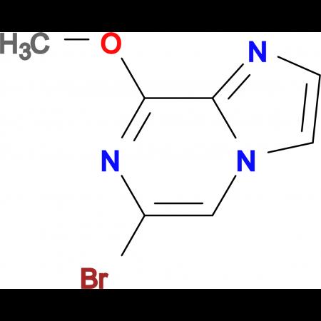 6-Bromo-8-methoxyimidazo[1,2-a]pyrazine