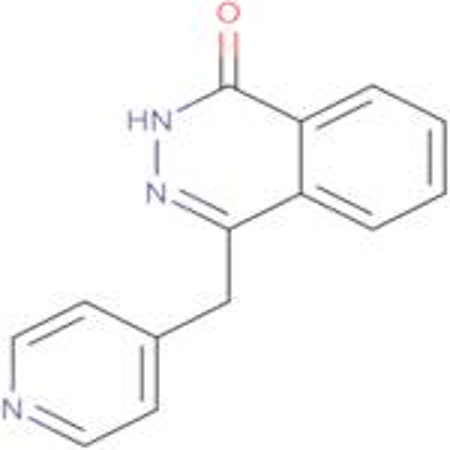 4-(4-Pyridylmethyl)-1(2H)-phthalazinone