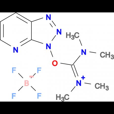2-(3H-[1,2,3]Triazolo[4,5-b]pyridin-3-yl)-1,1,3,3-tetramethyluronium tetrafluoroborate