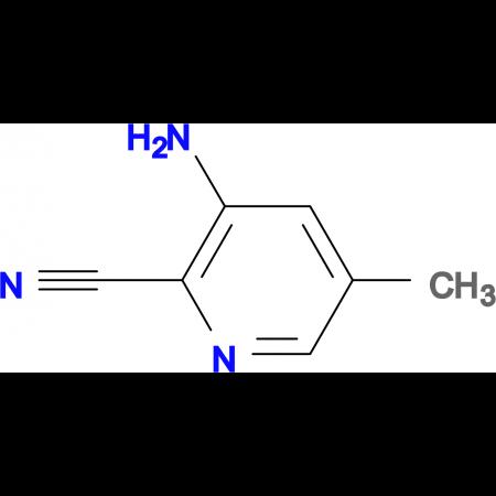 3-Amino-5-methylpicolinonitrile