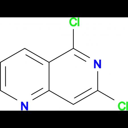 5,7-Dichloro-1,6-naphthyridine