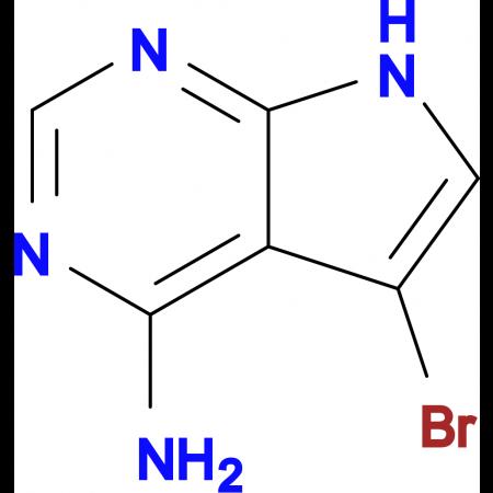 4-Amino-5-bromopyrrolo[2,3-d]pyrimidine