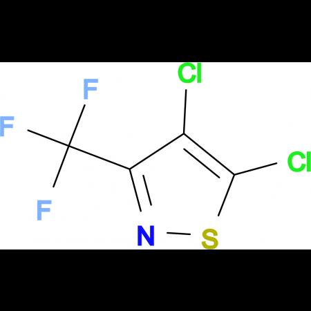 4,5-Dichloro-3-(trifluoromethyl)-1,2-thiazole