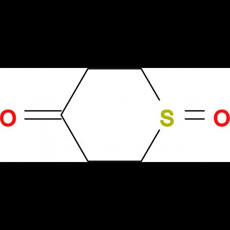 Tetrahydro-4H-thiopyran-4-one 1-oxide
