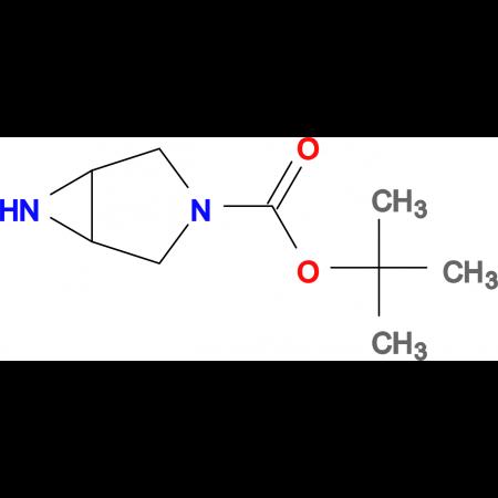 tert-Butyl 3,6-diazabicyclo[3.1.0]hexane-3-carboxylate