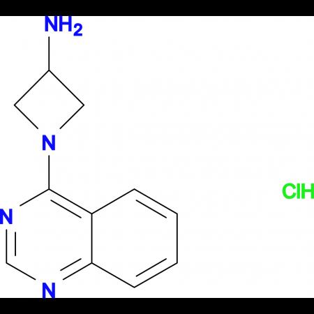 1-(Quinazolin-4-yl)azetidin-3-amine hydrochloride