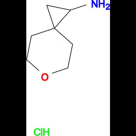 6-Oxaspiro[2.5]octan-1-amine hydrochloride