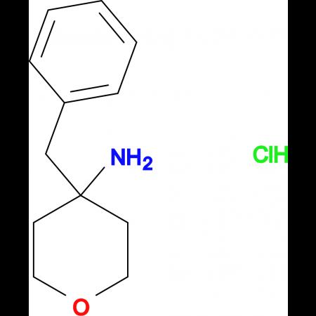 4-Benzyloxan-4-amine hydrochloride